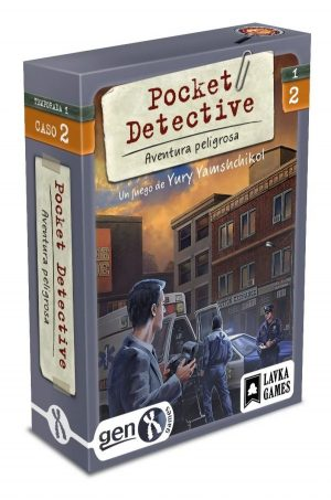 Pocket Detective: Aventura Peligrosa