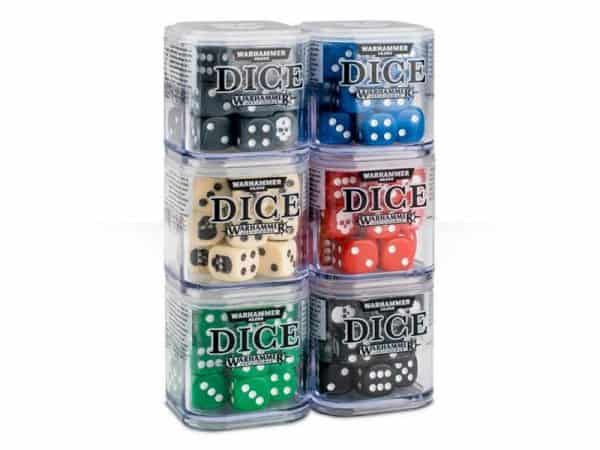 Dice Cube Gw