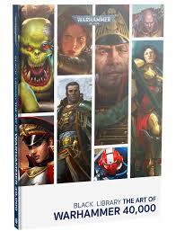 The art of Warhammer 40,000