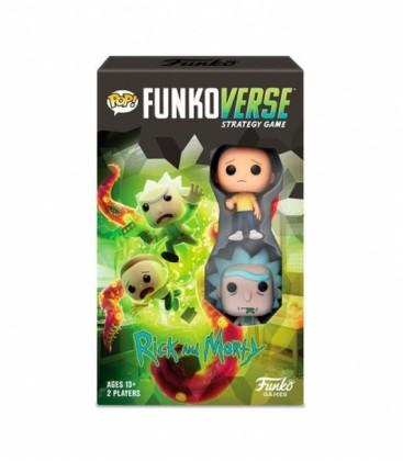 Rick And Morty 2 Figuras Funko En Español