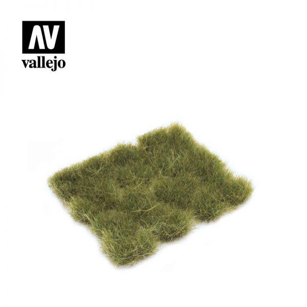 Wild Tuft - Dry Green