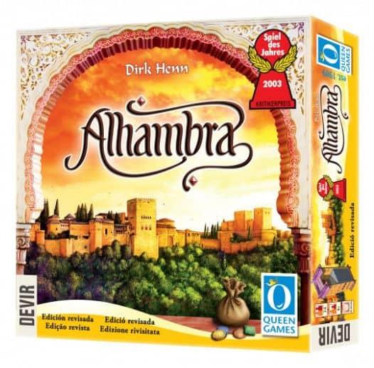 Alhambra Edición Revisada 2020