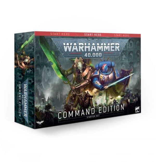 Warhammer 40.000: Edición Comando