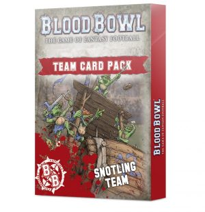 Pack de cartas de equipo de Snotlings