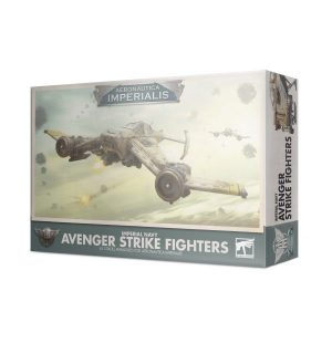 Imperial Navy Avenger Strike Fighters