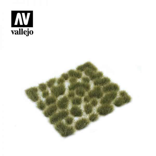 Wild Tuft – Dry Green