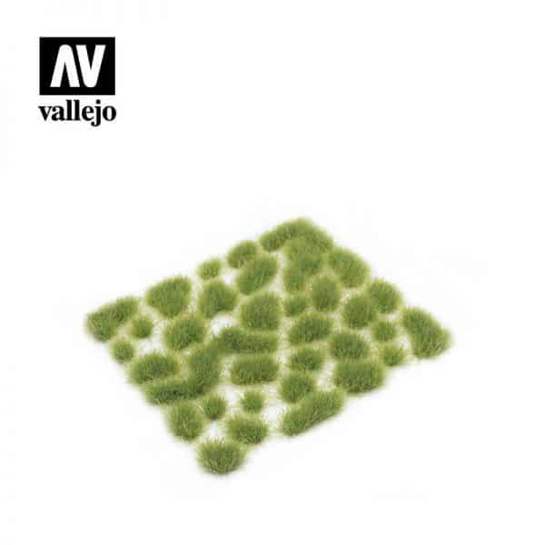 Wild Tuft – Light Green