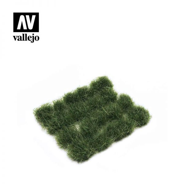 Wild Tuft – Strong Green