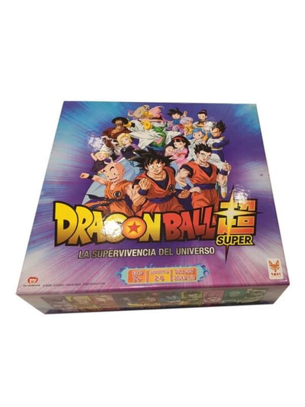 Dragon Ball Super La Supervivencia Del Univero