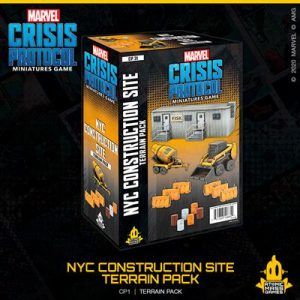 NYC Construction Site Terrain
