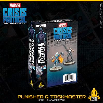 Punisher and Taskmaster
