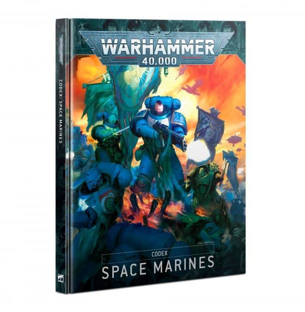 Códex: Space Marines