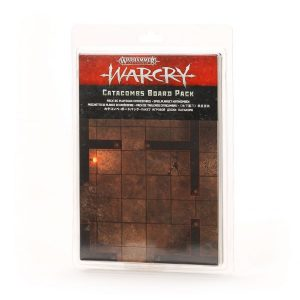 Pack de tablero de Warcry: Catacumbas