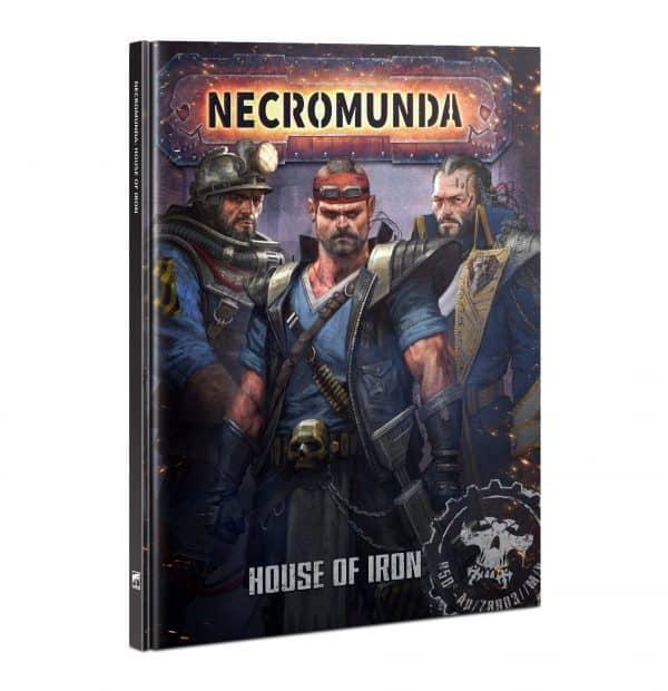 Necromunda: House of Iron (Inglés)