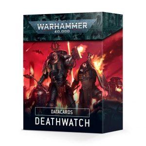 Tarjetas de datos: Deathwatch