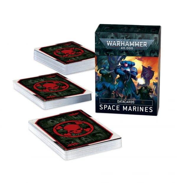Cartas de datos: Marines Espaciales