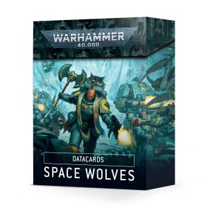 Tarjetas de datos: Space Wolves