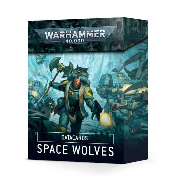 Tarjetas de datos: Space Wolves
