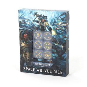 Set de dados Space Wolves