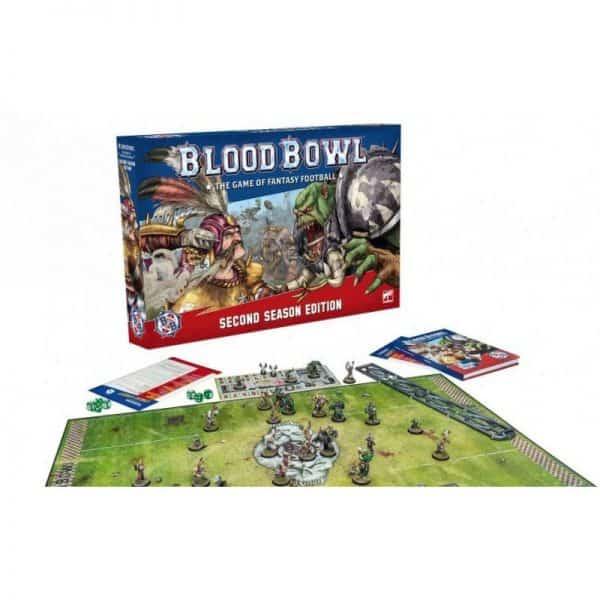Blood Bowl: Edición Segunda Temporada