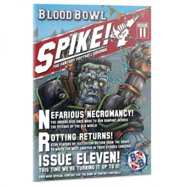 Blood Bowl Spike! Journal Issue 11 (Inglés)