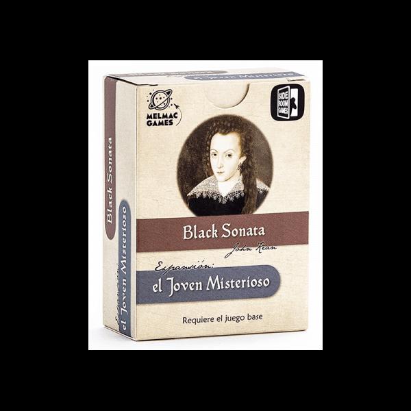 El Joven Misterio Black Sonata