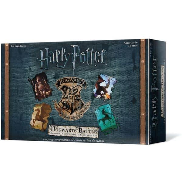 Harry Potter Hogwarts Battle Monstruosa caja