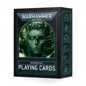 Warhammer 40.000: cartas Indomitus