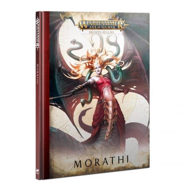 Broken Realms: Morathi