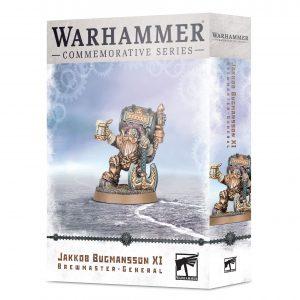 Jakkob Bugmansson XI: Brewmaster-General