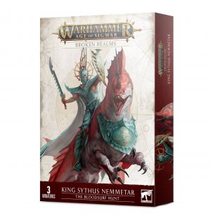 Broken Realms: King Sythus Nemmetar – The Bloodsurf Hunt