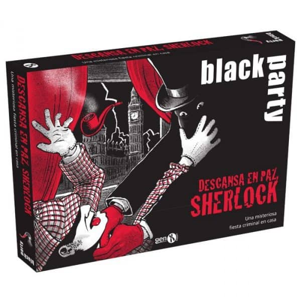 Black Party: Descansa en Paz, Sherlock