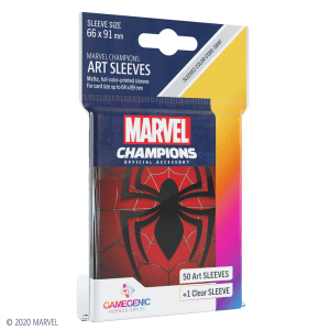 Marvel Champions Sleeves Spider-Man