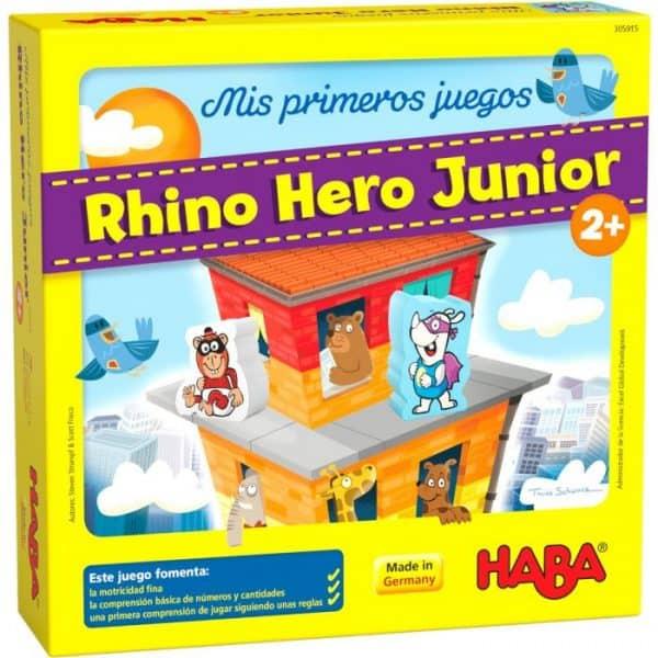 Mis Primeros Juegos - Rhino Hero Junior