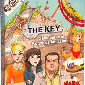 The Key: Sabotaje en el Parque de Atracciones
