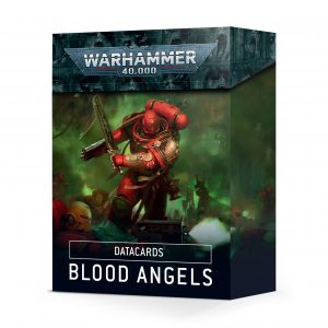 Tarjetas de datos: Blood Angels