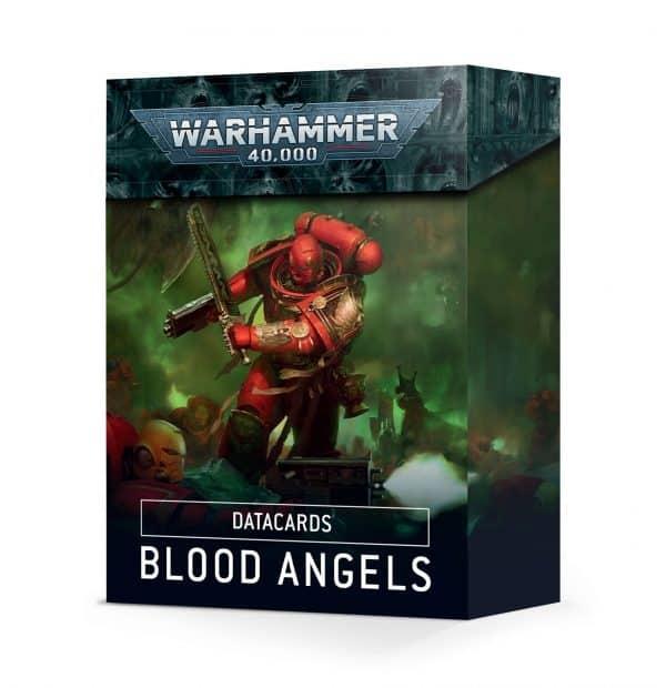 Tarjetas de datos: Blood Angels