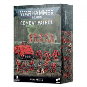 Patrulla de Combate: Blood Angels