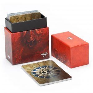 Caja para mazos de cartas de Warhammer Underworlds: Direchasm