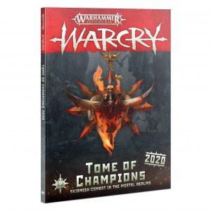 Warcry: Tomo de Campeones 2020