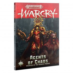 Warcry: Agentes del Caos