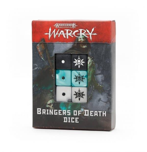 Warcry: Juegos de dados Portadores de la Muerte