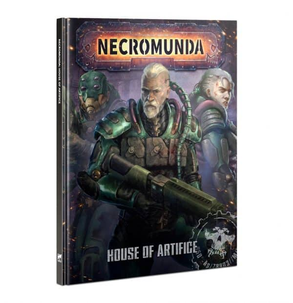 Necromunda: House of Artifice (Inglés)