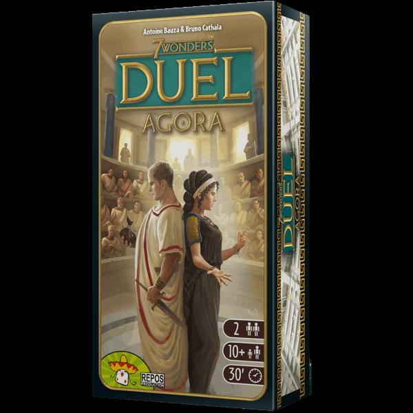 7 Wonder Duel: Agora
