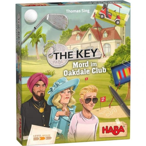 The Key – Asesinato en el Club de Golf