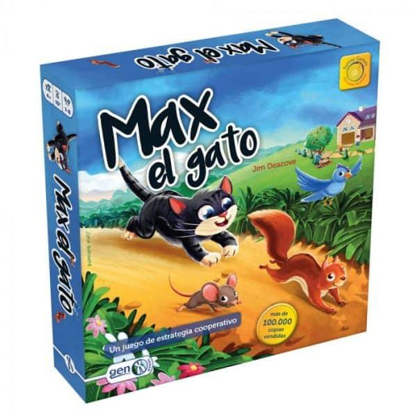 Max el Gato