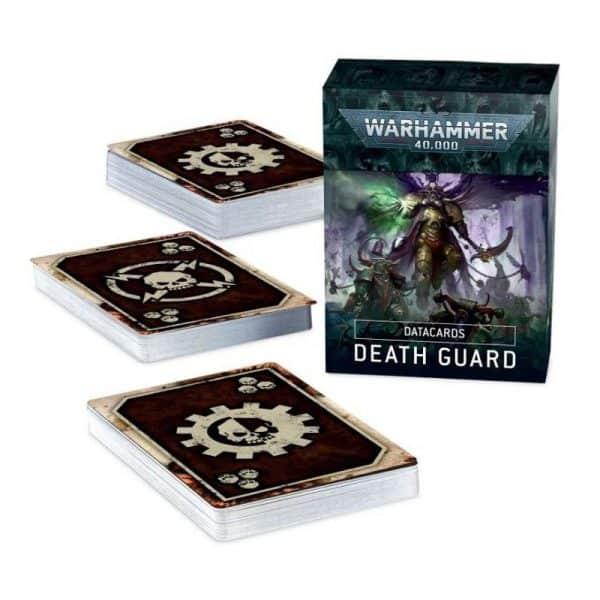Tarjetas de datos: Death Guard