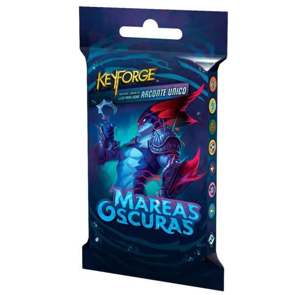 KeyForge Mareas Oscuras Mazo