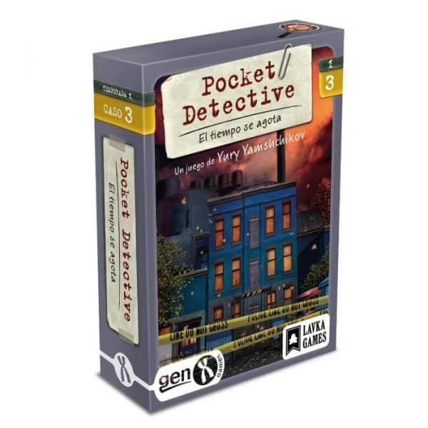 Pocket Detective. Temporada 1, Caso 3