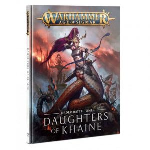 Tomo de batalla: Daughters of Khaine